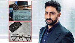 Abhishek Bachchan gives a glimpse of the iconic 'Bob Biswas'