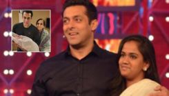 Arpita Khan shares an adorable picture of Salman Khan and mom Salma Khan with daughter Ayat Sharma