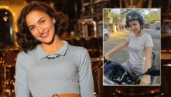 Say What! Elli AvrRam learnt bike riding in just three days for 'Malang'