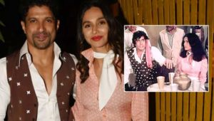 Lovebirds Farhan Akhtar-Shibani Dandekar recreate Amitabh Bachchan-Zeenat Aman's retro-avatar from 'Don'