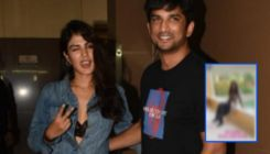 Did Sushant Singh Rajput just confirm his relationship with Rhea Chakraborty?