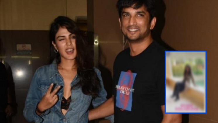 Did Sushant just confirm his relationship with Rhea Chakraborty? | Bollywood Bubble