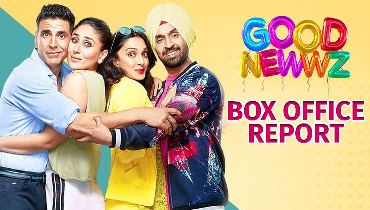 'Good Newwz' Box-Office Report: Akshay Kumar, Kareena Kapoor starrer enters the 100 crore club