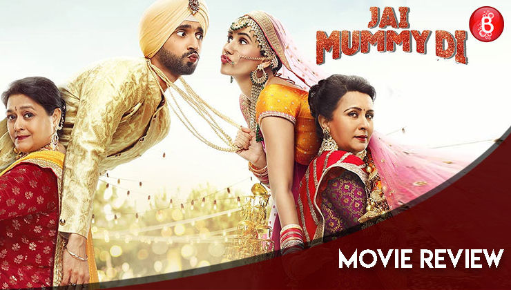 'Jai Mummy Di' Movie Review: Sunny Singh-Sonnalli Seygall's confusing love story will make you pull your hair out in utter desperation