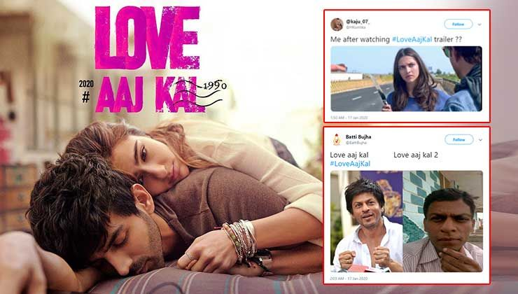 'Love Aaj Kal' trailer: Twitterati rips apart this Sara Ali Khan and Kartik Aaryan starrer