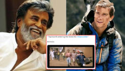 'Man Vs Wild': Rajinikanth to feature in this Bear Grylls' show; Netizens erupt with hilarious memes