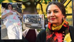 Shabana Azmi severely injured in a car accident on Mumbai Pune Expressway