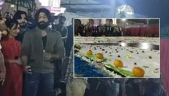 Say What! 'KGF' star Yash cut a 5000 kg cake on his birthday for his fans
