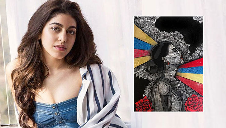 Did you know? 'Jawaani Jaaneman' actress Alaya F has a hidden talent of painting