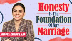 Amruta Khanvilkar: Honesty is the foundation of any marriage