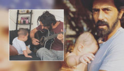 Arjun Rampal's jamming session with baby Arik will chase away your Monday blues