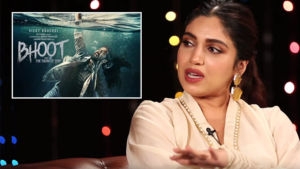 'Bhoot: Part One-The Haunted Ship': Bhumi Pednekar injured after watching the horror film