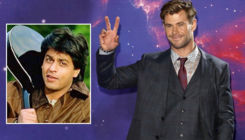 Chris Hemsworth's throwback video mouthing Shah Rukh Khan's iconic DDLJ dialogue goes viral again