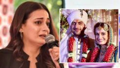 Dia Mirza gets emotional speaking about her separation with Sahil Sangha