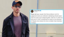 Hrithik Roshan gets emotional when a teacher tried to break a stuttering student's morale