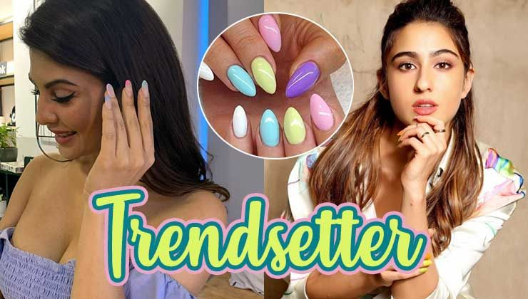 Sara Ali Khan to Jacqueline Fernandez - B-town beauties flaunt their candy nail colors with panache