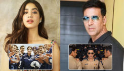 Akshay Kumar to Janhvi Kapoor - B-town actors who will don the garb of the Indian armed forces in 2020