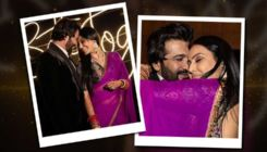 Kamya Panjabi and Shalabh Dang look like a dreamy couple at their Delhi wedding reception-view pics