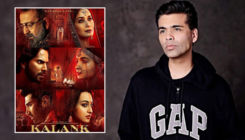 Karan Johar on 'Kalank' failure: I'd take complete responsibility as it was my failure more than anyone else's