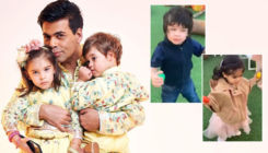 Karan Johar's kids Yash & Roohi's Birthday Bash: Taimur Ali Khan & Inaaya Kemmu have a blast- view pics and videos