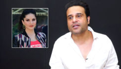 Krushna Abhishek has THIS to say about shaking a leg with Sunny Leone
