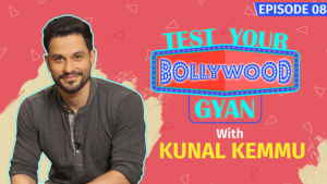 Kunal Kemmu aces the Bollywood Quiz with Panache