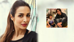 Malaika Arora treats her fans with a heart-melting picture of Taimur Ali Khan