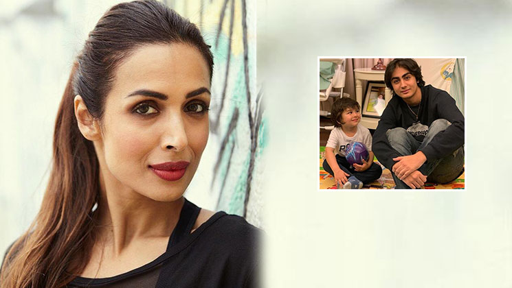 Malaika Arora treats her fans with a heart-melting picture of Taimur Ali Khan | Bollywood Bubble