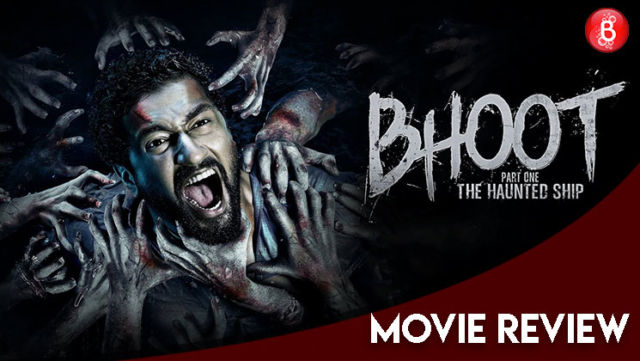 'Bhoot: Part One-The Haunted Ship' Movie Review: Vicky Kaushal's horror film is terrifying in bits, but far from being a scare-fest