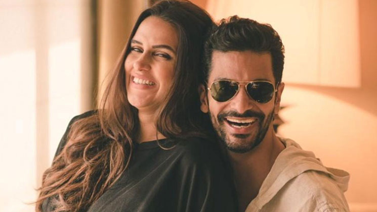 Neha has the most romantic birthday wish for 'the love of her life' Angad | Bollywood Bubble