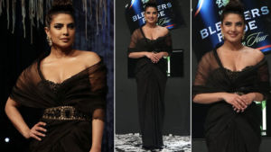 Blenders Pride Fashion Tour 2020: Desi girl Priyanka Chopra dazzle on the ramp