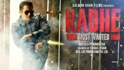 'Radhe': Yash Raj Films to distribute the Salman Khan starrer in India and overseas