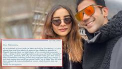 Ahead of Valentine's Day, Rajkummar Rao pens a love letter for his GF Patralekhaa