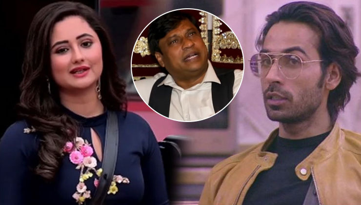 'Bigg Boss 13': Rashami Desai's manager opens up on Arhaan Khan's bankruptcy comment, says,