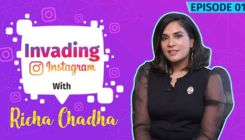 Instagram invasion with 'Panga' actress, Richa Chadha