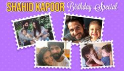 Happy Birthday Shahid Kapoor: 10 adorable pictures that prove he is a family man