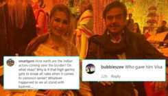 Netizens slam Shatrughan Sinha as he attends a wedding in Pakistan