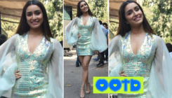 'Baaghi 3': Shraddha Kapoor looks smashing flaunting her pretty unicorn color dress at the promotions