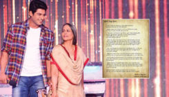 'Bigg Boss 13': Sidharth Shukla's mother pens down a heartfelt note for the makers