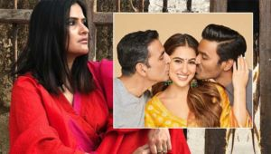 'Atrangi Re': Sona Mohapatra slams age-gap of Sara Ali Khan, Akshay Kumar and Dhanush