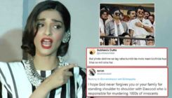 Sonam Kapoor hits back at trolls who questioned her father, Anil Kapoor's picture with Dawood Ibrahim