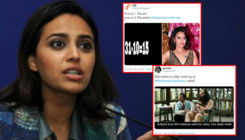 Netizens brutally troll Swara Bhasker for her 'I was 15-year-old in 2010' comment