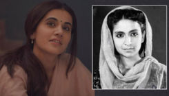 'Thappad' actress Taapsee Pannu would like to play Amrita Pritam in the latter's biopic
