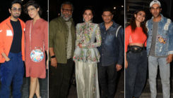 'Thappad': Ayushmann Khurrana and Rajkummar Rao grace the special screening of Taapsee Pannu starrer
