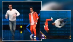 'Dance Plus 5': Tiger Shroff enthralls everyone with his breathtaking cartwheel jump -watch video