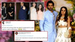Varun Dhawan bashed for his clarification on his roka to GF Natasha Dalal; trolls say,