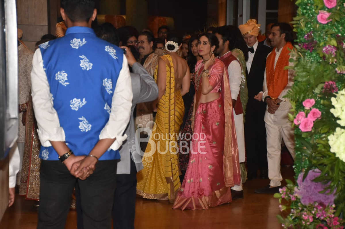 Karisma Kapoor Daughter Armaan Jain Anissa Malhotra Wedding
