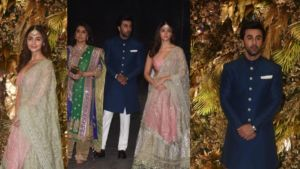 Armaan Jain anissa malhotra wedding reception