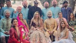 Simran Kaur Mundi gets hitched to Gurdas Maan's son Gurickk G Maan- views pics and videos