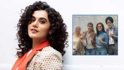 Delhi Elections 2020: Taapsee Pannu reaches hometown to cast vote with 'Pannu Parivaar'